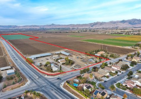 Land with Future Development Potential – Land for Sale Hollister, California