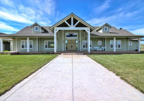 Custom Ranch Style Home on 40 Acres Hollister