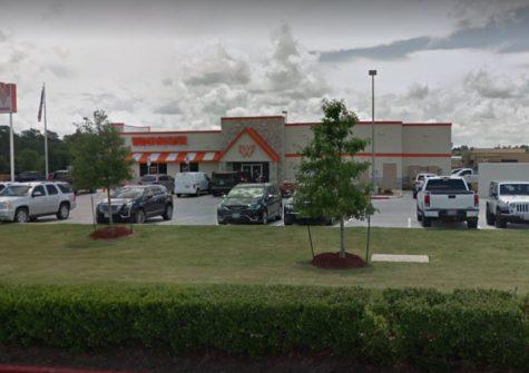 Triple Net Investment Property Whataburger Huntsville Texas