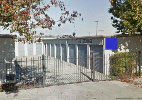 Small Mini Storage Facility in Hollister, CA