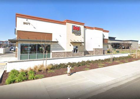 NNN Triple Net Investment The Habit Burger Grill Turlock, CA