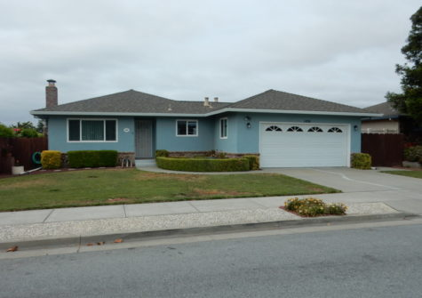 Cute Home with Large Backyard and Covered Patio Hollister, CA