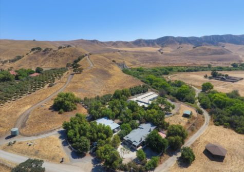 Beautiful Horse Facility and Home on 170+ Acres of Land in Hollister, CA