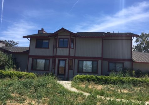 Great Location on acreage in Hidden Valley in Hollister, Ca