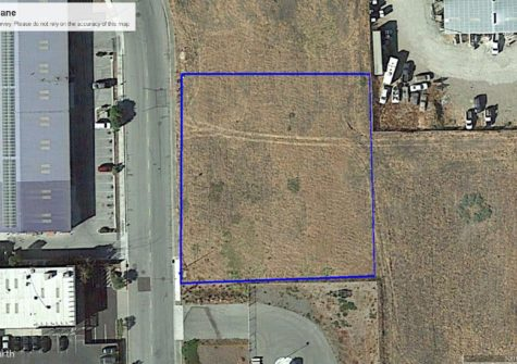One Acre Light Industrial Lot in Hollister, CA