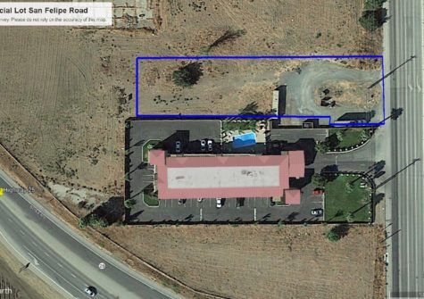 Acre Commercial Lot in Hollister, CA