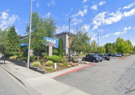 NNN Triple Net Investment IHOP near SeaTac Airport Seattle, WA