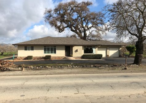 Great Property with Walnut Orchard in Hollister, CA