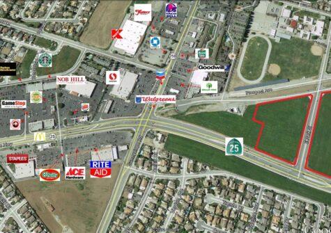 Prime Commercial Development Land in Hollister, CA