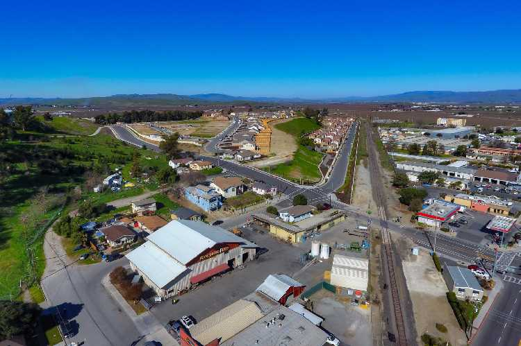 Commercial Land For Sale in California